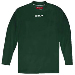 CCM Quicklite 5000 Dark Green Custom Practice Hockey Jersey
