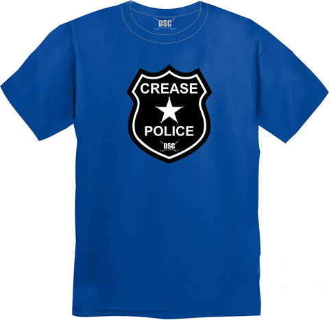 "DSC ""Crease Police"" Youth Tee Shirt"