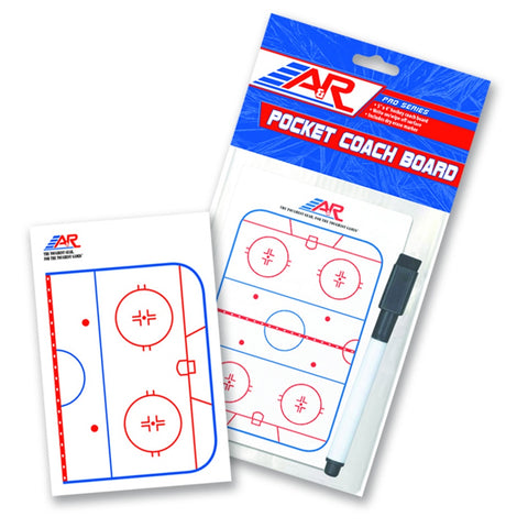 A&R Pocket Hockey Coach Board