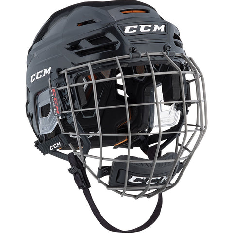 CCM Tacks 710 Hockey Helmet w/ Cage - Senior