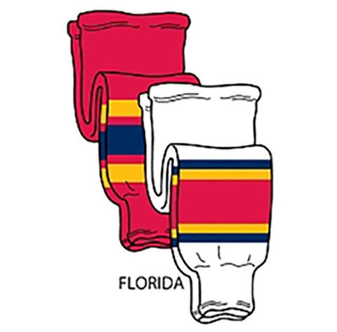 Pearsox NHL Pro Weight Hockey Socks - Florida