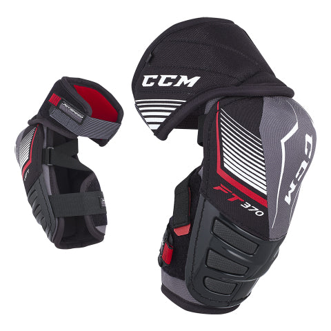 CCM Jetspeed 370 Senior Elbow Pads