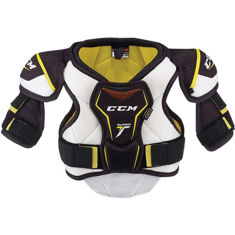 CCM Super Tacks Youth Hockey Shoulder Pads