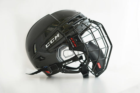 CCM Game On Player Face Mask