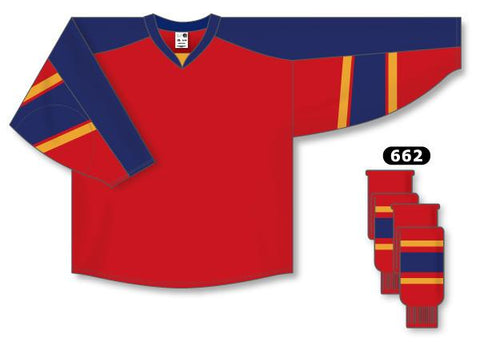 Florida Panthers Custom Home Jersey (2011-2016)