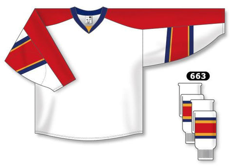 Florida Panthers Custom Away Jersey (2011-2016)
