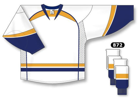 Nashville Predators Custom Away Jersey