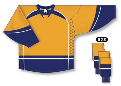 Nashville Predators Custom Home Jersey (2011 - 2017)