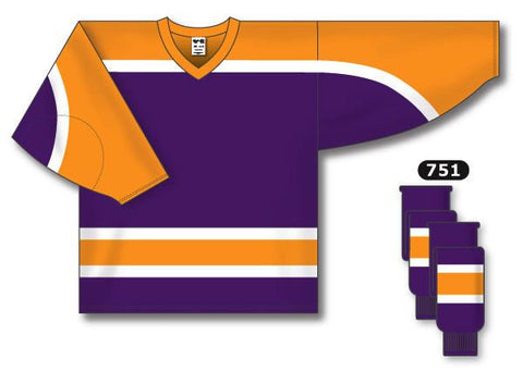 Los Angeles Kings Custom Vintage Home Jersey