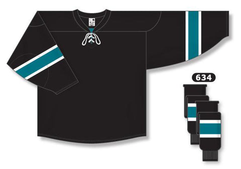 San Jose Sharks Custom Third Jersey