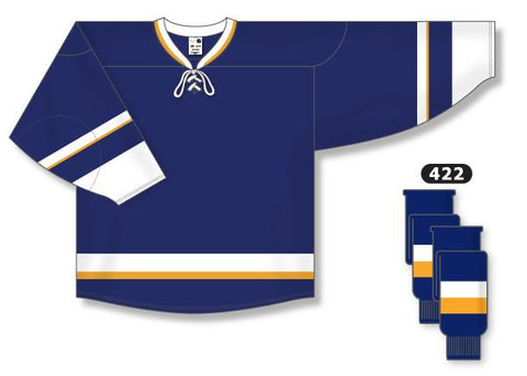 St. Louis Blues Custom Third Jersey