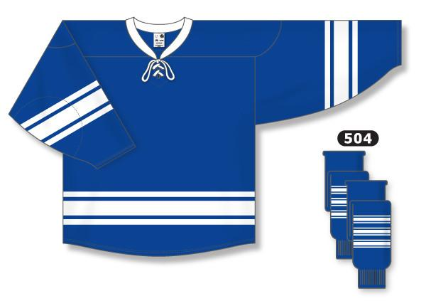Toronto Maple Leafs Custom Third Jersey (2011-2016)- Discount Hockey 4789ed3d4