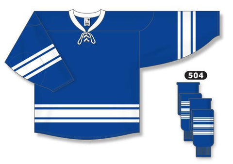 Toronto Maple Leafs Custom Third Jersey (2011-2016)