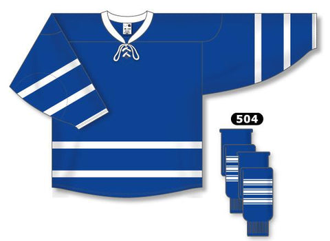 Toronto Maple Leafs Custom Home Jersey (2011-2016)