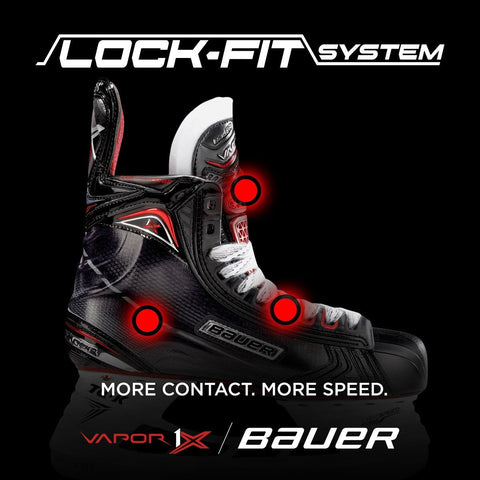 2017 Bauer Vapor 1X Ice Skates - Discount Hockey