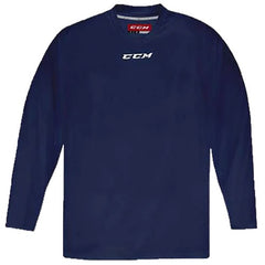 CCM Quicklite 5000 Navy Custom Practice Hockey Jersey