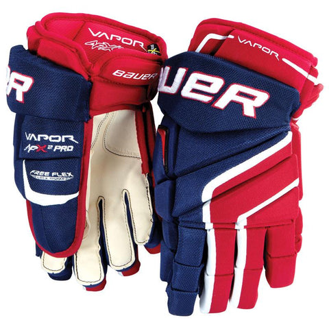Bauer Vapor APX2 Pro Hockey Gloves - Discount Hockey