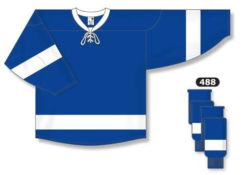 Tampa Bay Lightning Custom Home Jersey