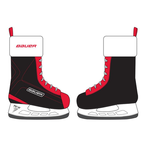 Bauer Christmas Stocking - Discount Hockey