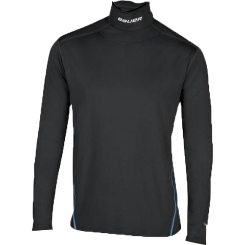 Bauer Core NeckProtect Long Sleeve Top