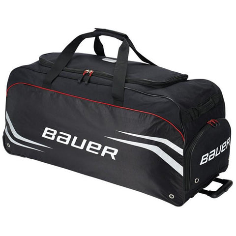 Bauer S14 Premium Goalie Large Wheeled Equipment Bag - Discount Hockey