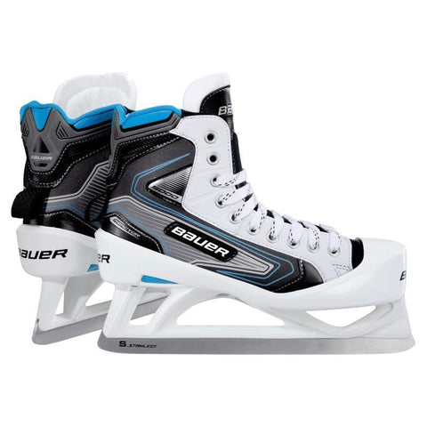 Bauer Reactor 5000 Goalie Ice Skates - Discount Hockey