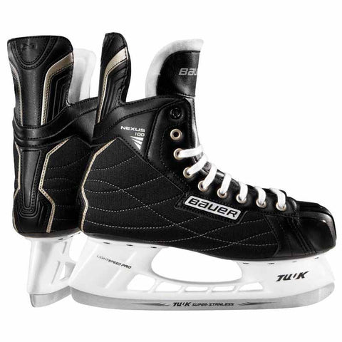 Bauer Nexus 100 Ice Skates - Discount Hockey