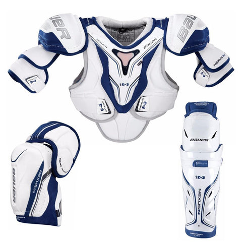 Bauer Nexus 1N Senior Protective Bundle - Discount Hockey