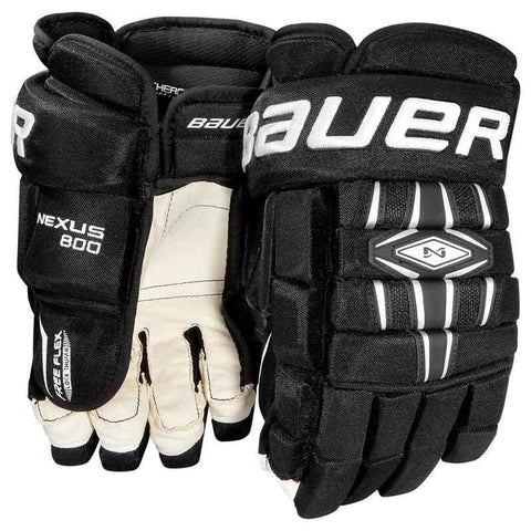 Bauer Nexus 800 Hockey Gloves - Discount Hockey