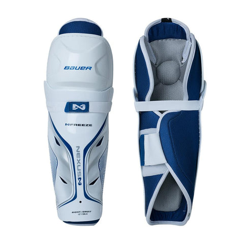 Bauer Nexus Freeze Shin Guards - Discount Hockey