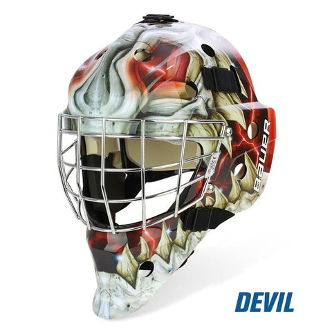 Bauer NME 3 Goalie Mask - Discount Hockey