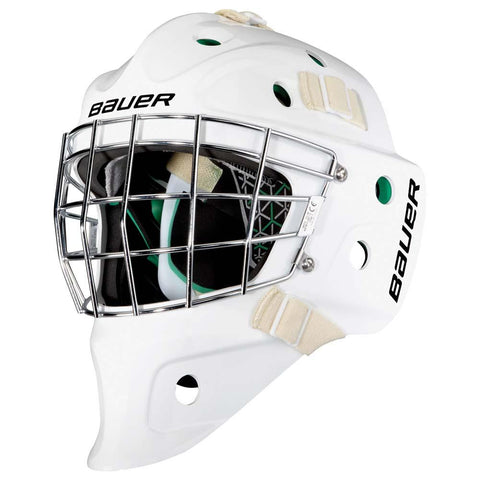 Bauer NME 4 Goalie Mask - Discount Hockey