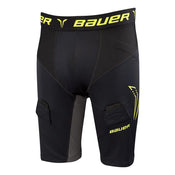 Bauer Premium Compression Jock Shorts with Cup