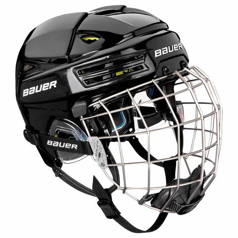 Bauer Re-Akt 200 Helmet Combo - Discount Hockey