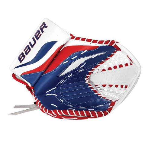 Bauer Reactor 4000 Goalie Catch Glove - Discount Hockey