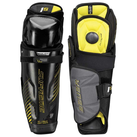 Bauer Supreme 1S Shin Guards - Discount Hockey