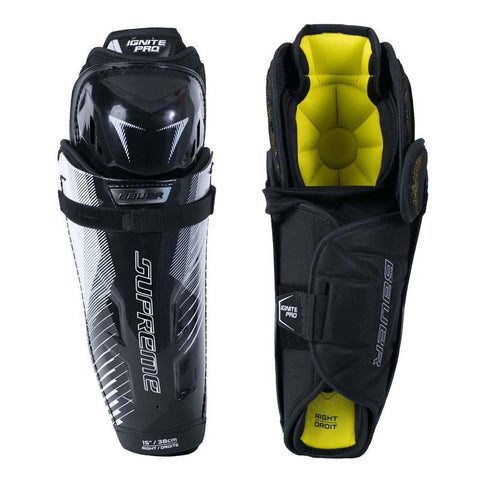 Bauer Supreme Ignite Pro Shin Guards