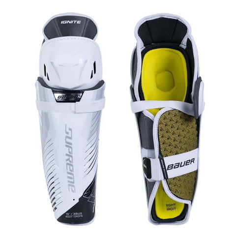 Bauer Supreme Ignite Shin Guards - Discount Hockey
