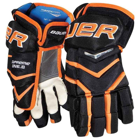 Bauer Supreme One.8 Hockey Gloves - Discount Hockey