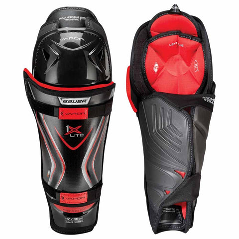 Bauer Vapor 1X Lite Junior Shin Guards