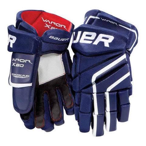 Bauer Vapor X80 Hockey Gloves - Discount Hockey