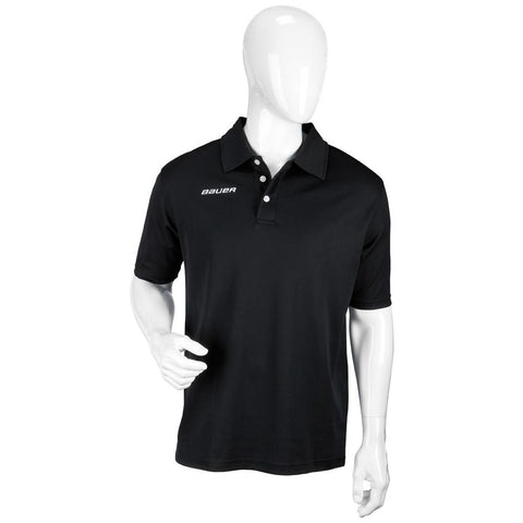Bauer Core Training Short Sleeve Polo Shirt - Discount Hockey