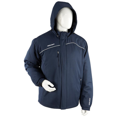 Bauer Heavyweight Parka Jacket - Discount Hockey