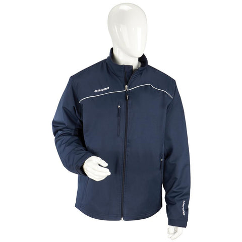 Bauer Lightweight Warmup Jacket - Discount Hockey