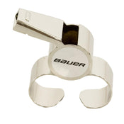 Bauer Metal Referee Whistle