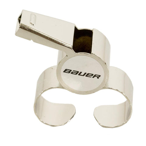 Bauer Metal Referee Whistle - Discount Hockey