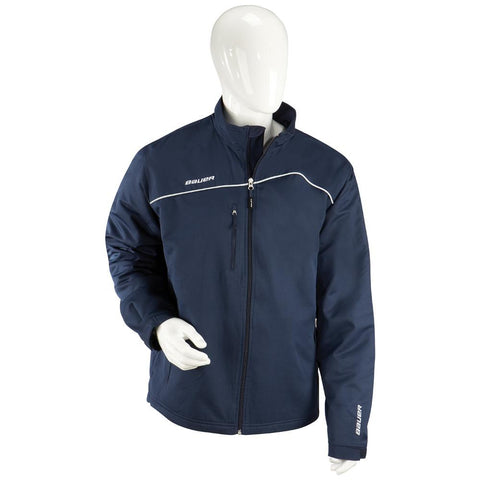 Bauer Midweight Warmup Jacket - Discount Hockey