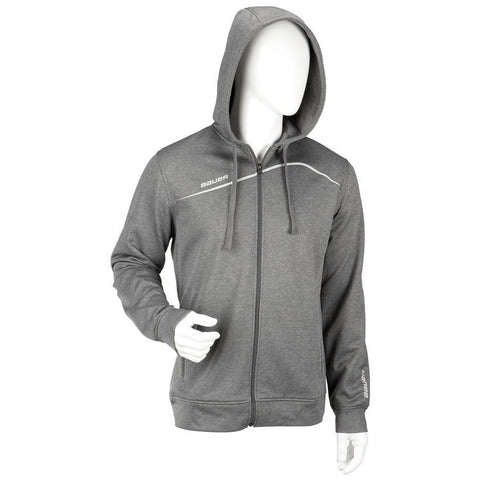 Bauer Premium Team Full Zip Hoody - Discount Hockey
