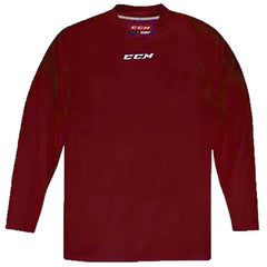 CCM Quicklite 5000 Harvard Custom Practice Hockey Jersey