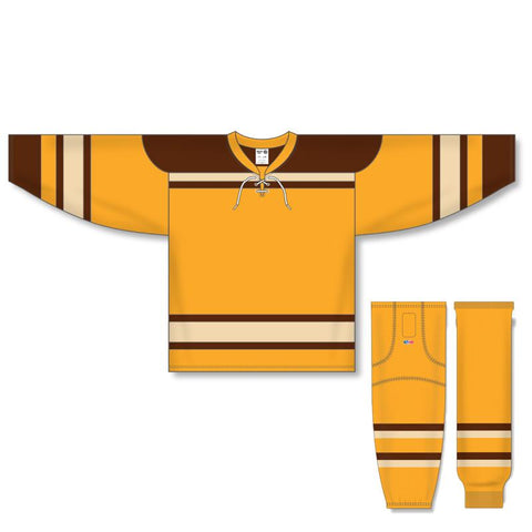 Boston Bruins Custom Winter Classic Jersey (2009) - Discount Hockey